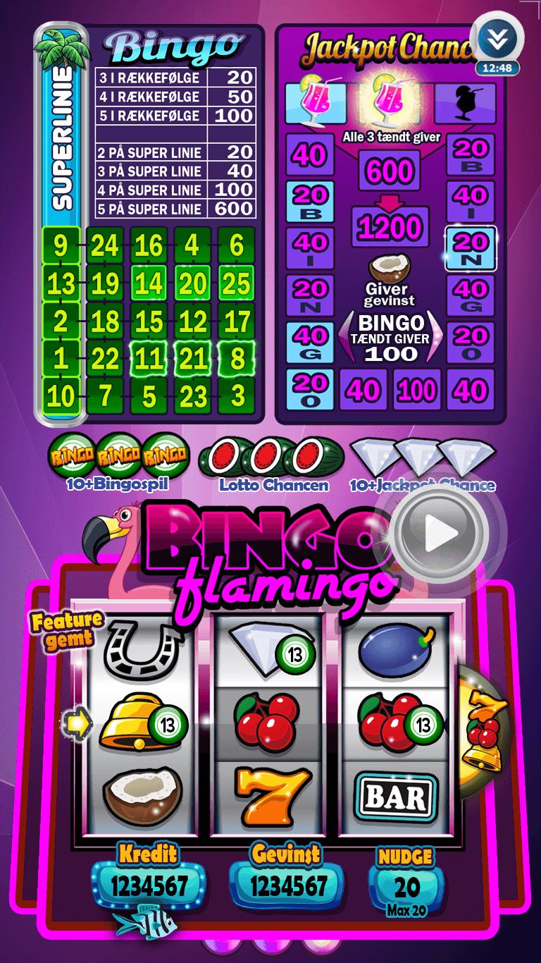 Slot machine bonus